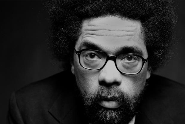 My talk with Cornel West & Lize Mogel @ MICA