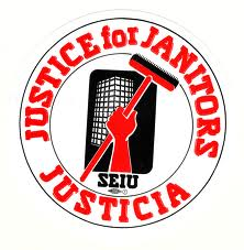 Justice for Janitors Makes History!